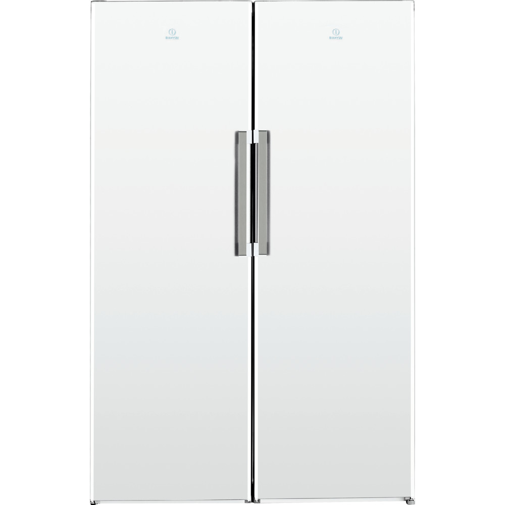 Indesit Refrigerator Free-standing SI8 1Q WD UK 1 Global white Frontal