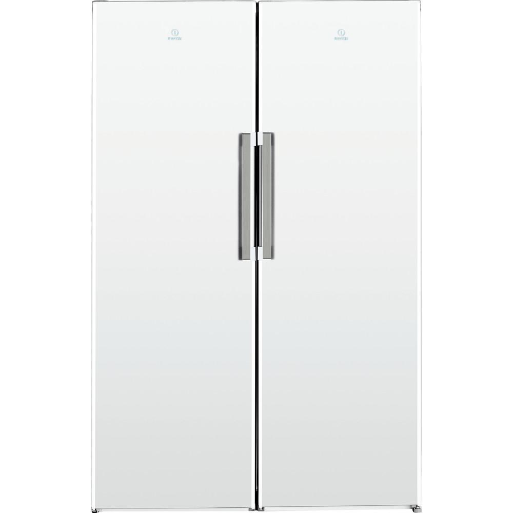 Indesit Freezer Free-standing UI8 F1C W UK 1 Global white Frontal