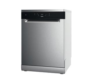 Whirlpool mosogatógép: Inox szín, normál méretű - WRFC 3C26 X