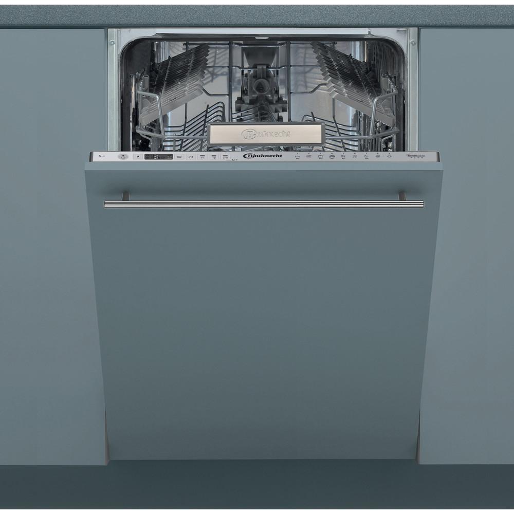 Bauknecht Lave-vaisselle Appareil encastrable BSIO 3T223 PE X CH Entièrement intégré A++ Frontal