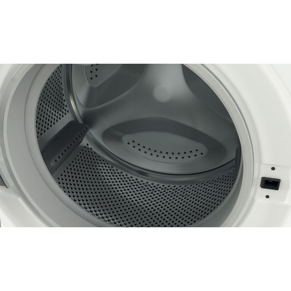 Indesit Wasmachine Vrijstaand BWENL 81484X WS N Wit Voorlader C Drum