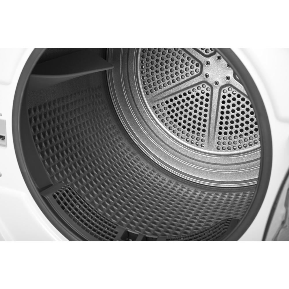 Indesit Sèche-linge YT M08 71 FR Blanc Drum