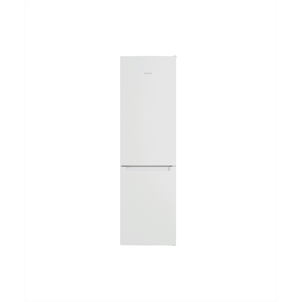 Indesit Kombinovaná chladnička s mrazničkou Voľne stojace INFC9 TI22W Biela 2 doors Frontal