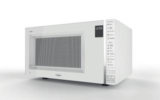 فرن مايكرويف ويرلبول القائم: لون أبيض - MWP 301 W