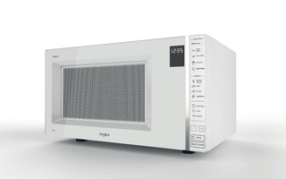 Whirlpool freestanding microwave oven: white color - MWP 301 W