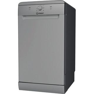 Indesit Mašina za pranje posuđa Samostojeći DSFE 1B10 S Samostojeći A+ Perspective