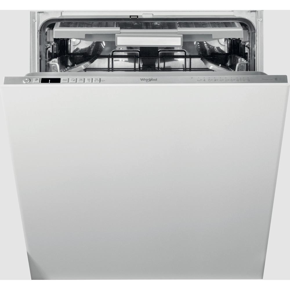 Whirlpool integrert oppvaskmaskin: farge stål, 60 cm - WIO 3O41 PL