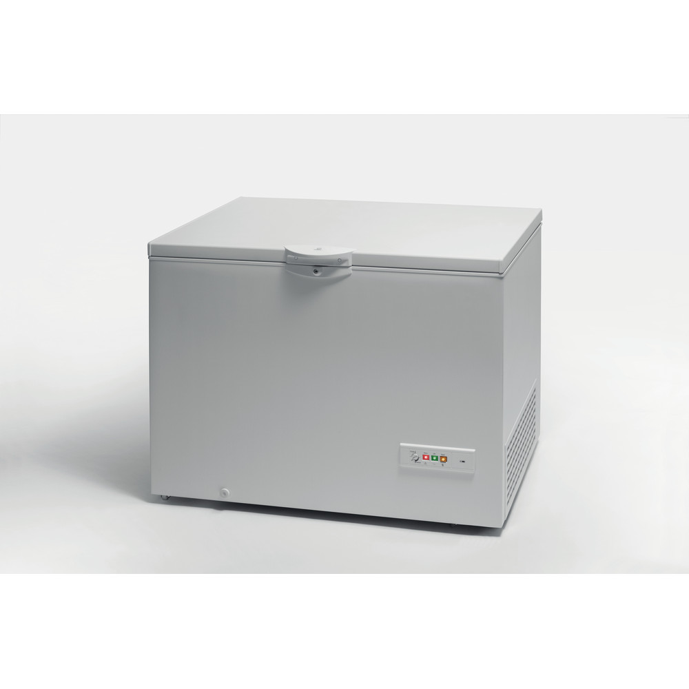 Indesit Congelador Libre instalación OS 1A 300 H 2 Blanco Lifestyle perspective