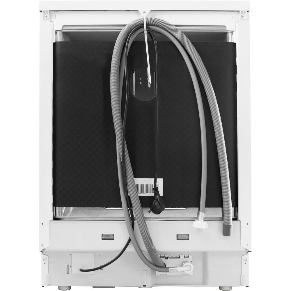 Indesit Mašina za pranje posuđa Samostojeći DFG 26B10 EU Samostojeći A Back / Lateral