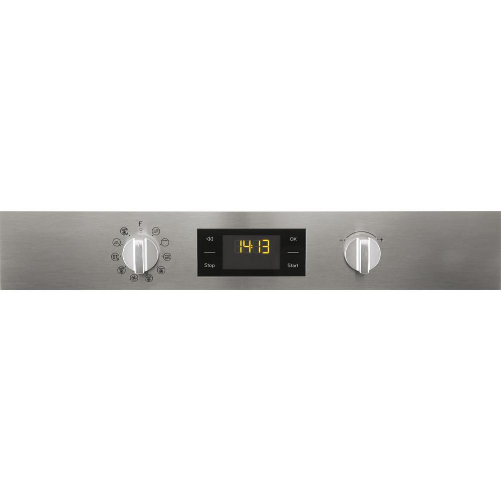 Indesit Four à micro-ondes Encastrable MWI 3445 IX Inox Électronique 40 Micro-ondes combiné 900 Control panel