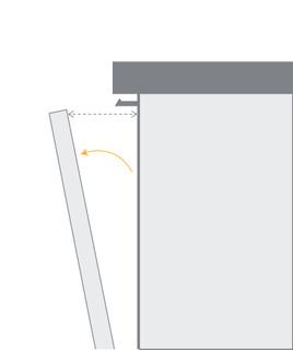 Whirlpool beépíthető mosogatógép: fekete szín., normál méretű - WIO 3C33 E 6.5