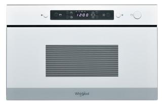 Whirlpool beépíthető mikorhullámú sütő: fehér szín - AMW 4920/WH