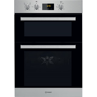 Indesit Double oven IDD 6340 IX Inox A Frontal