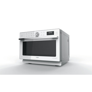 Whirlpool Micro-ondas Independente com possibilidade de integrar MWP 339 SW Branco Electrónicos 33 Microondas-Combi 900 Perspective