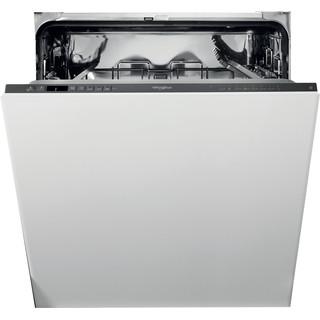 Whirlpool Indaplovė Įmontuojamas WIC 3C26 N Full-integrated A++ Frontal