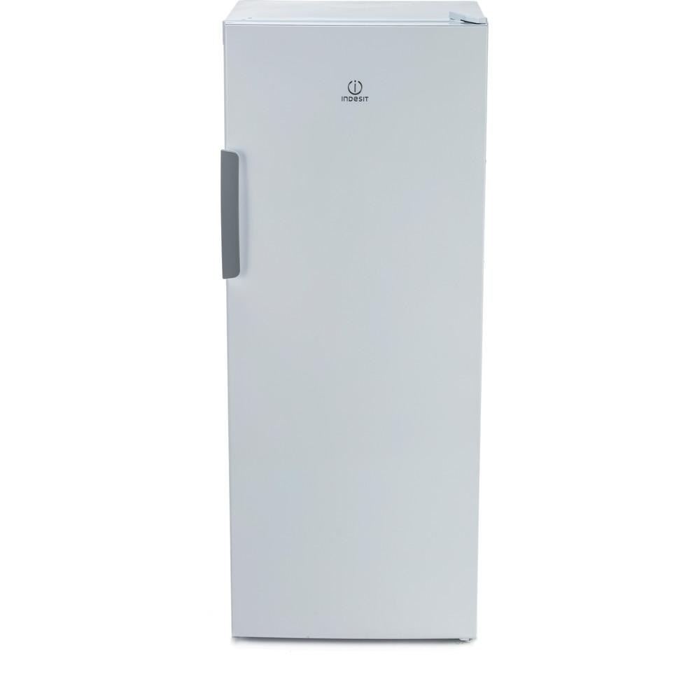 Indesit Морозильная камера Отдельностоящий IDU 0150 Белый Frontal