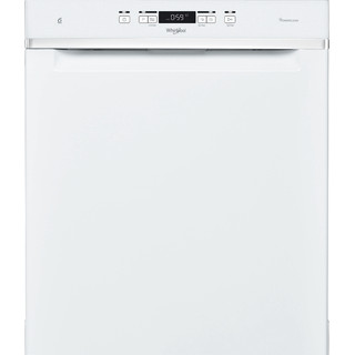 Whirlpool oppvaskmaskin: farge hvit, 60 cm - WUC 3T133 PF