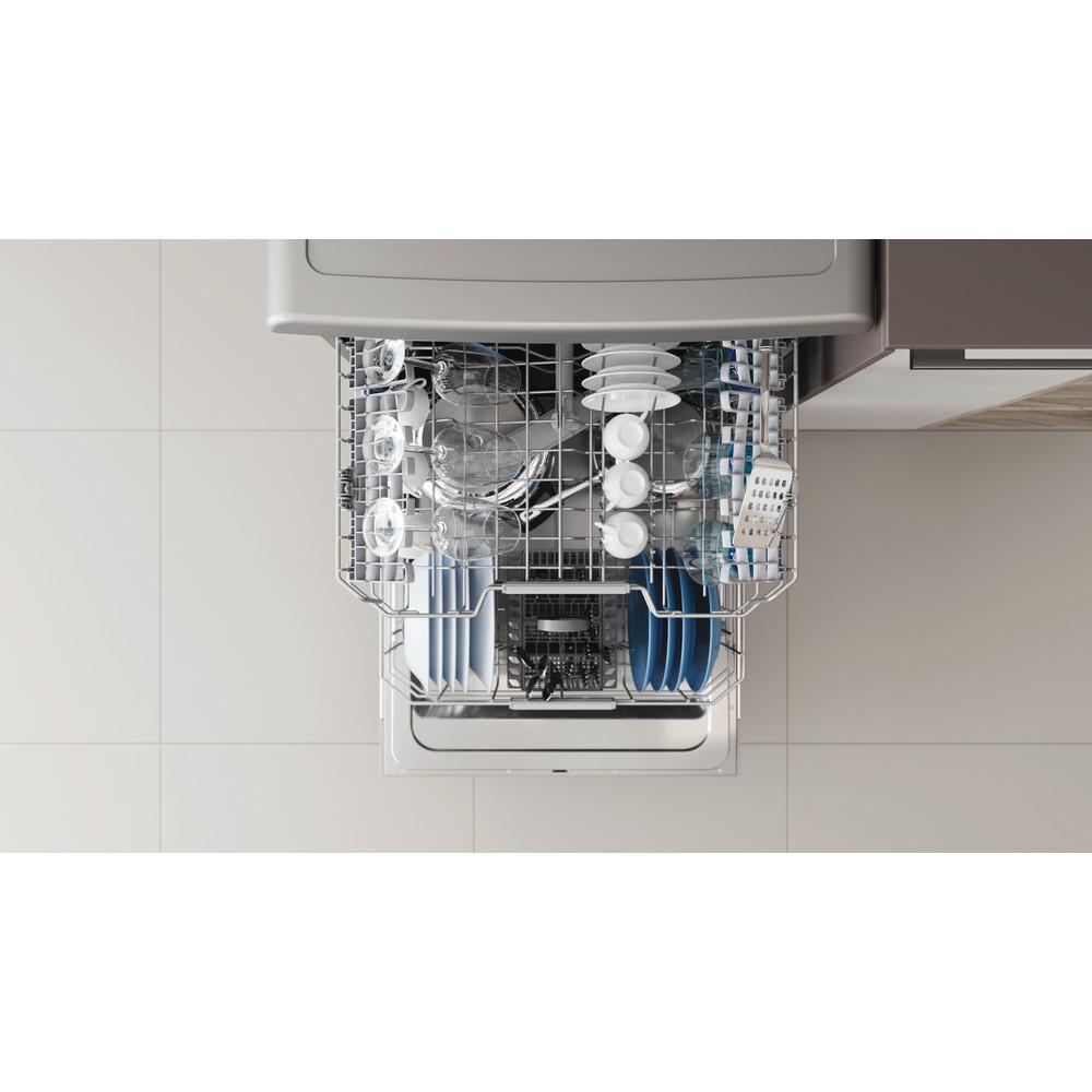 Indesit Πλυντήριο πιάτων Ελεύθερο DFO 3C26 X Ελεύθερο Ε Rack