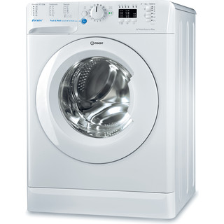 Masina de spălat rufe independenta cu incarcare frontala Indesit: 6kg