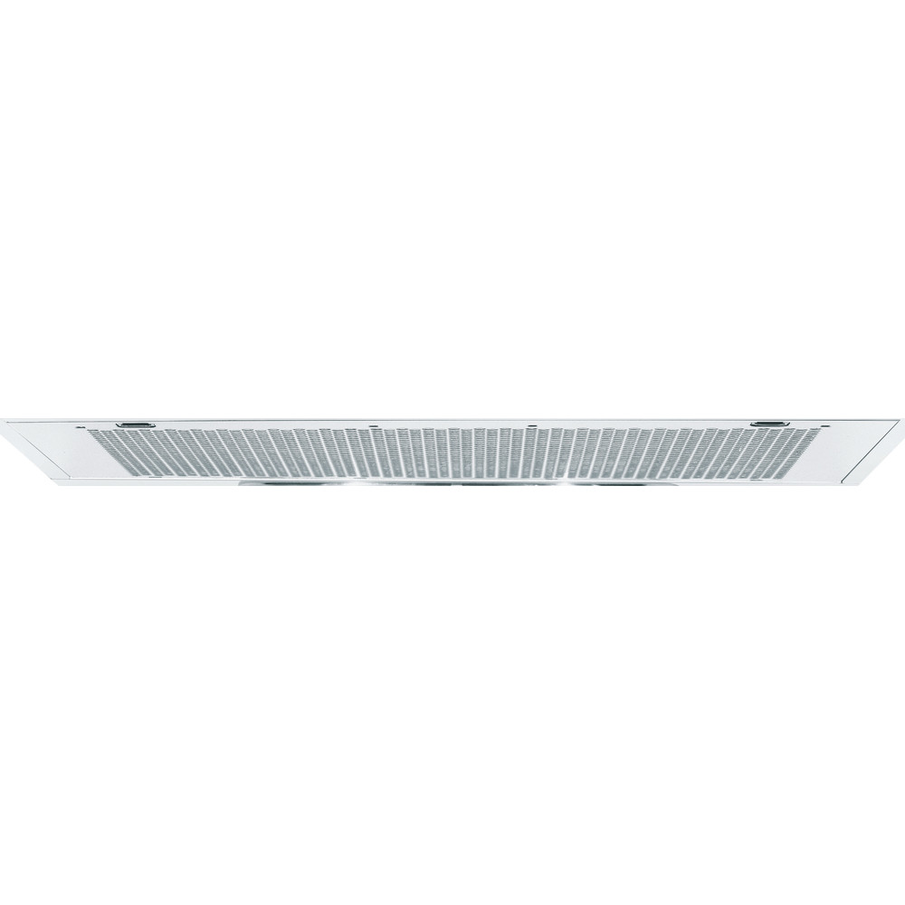 Indesit HOOD Built-in ISLK 66F LS W White Free-standing Mechanical Filter