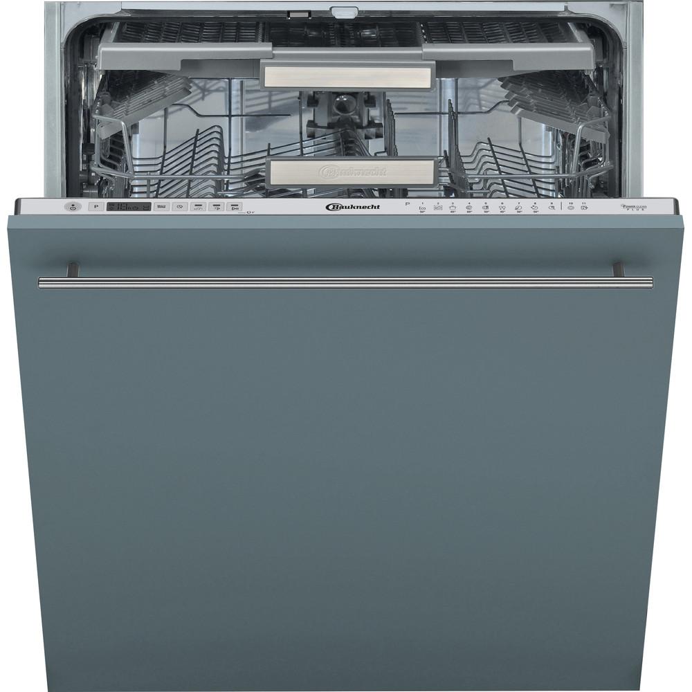 Bauknecht Dishwasher Einbaugerät BCIO 3T341 PLET Vollintegriert C Frontal