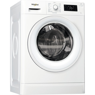 Whirlpool FWGBE81484WE Wasmachine - 8 kg - 1400 toeren