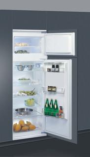 Whirlpool beépíthető dupla ajtós felülfagyasztós hűtőszekrény - ART 3801