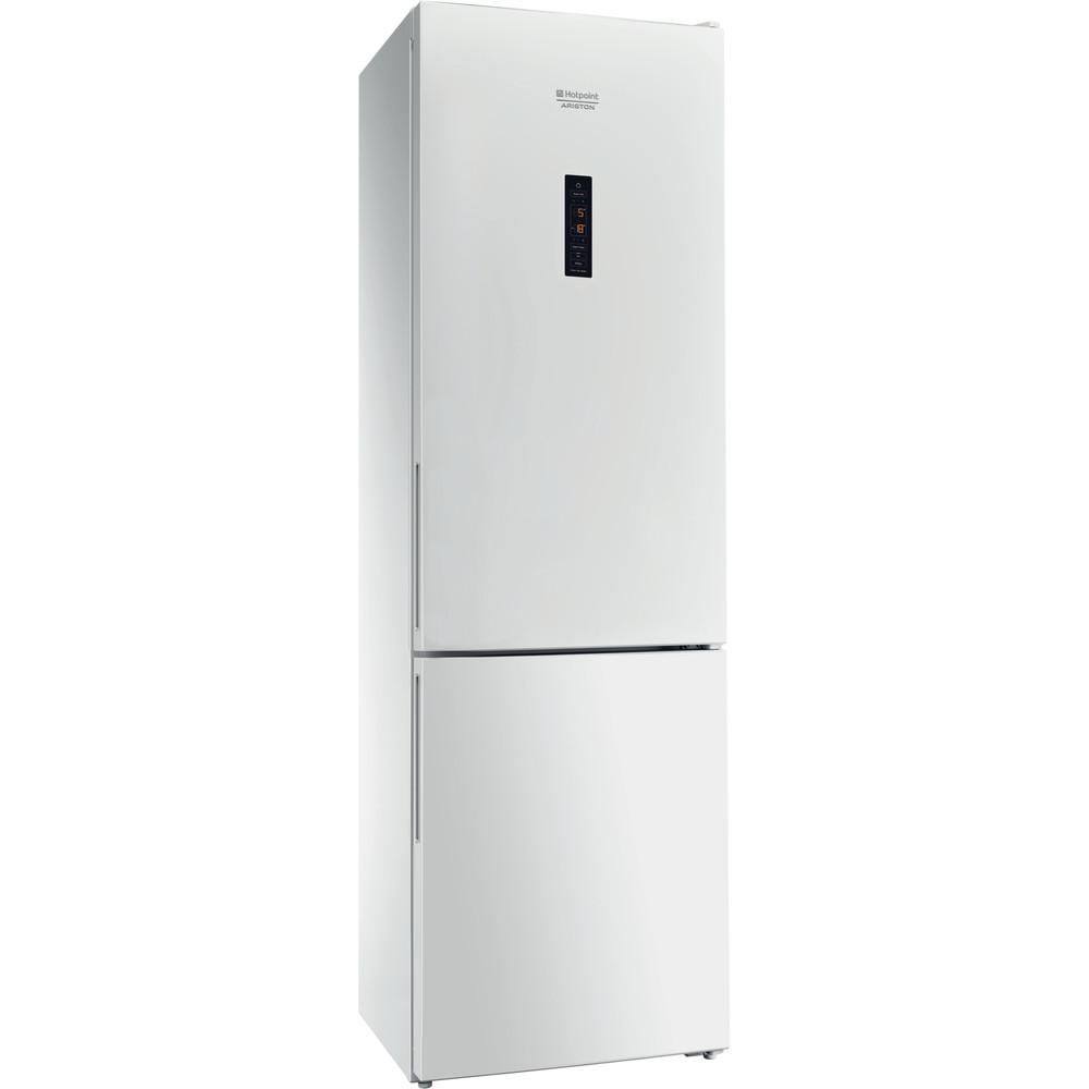 Hotpoint_Ariston Комбинированные холодильники Отдельностоящий RFI 20 W Белый 2 doors Perspective