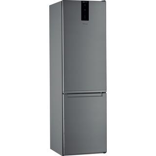 Холодильник Whirlpool з нижньою морозильною камерою соло: з системою No Frost - W7 911O OX
