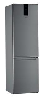 Свободностоящ комбиниран хладилник с фризер Whirlpool - W7 911O OX