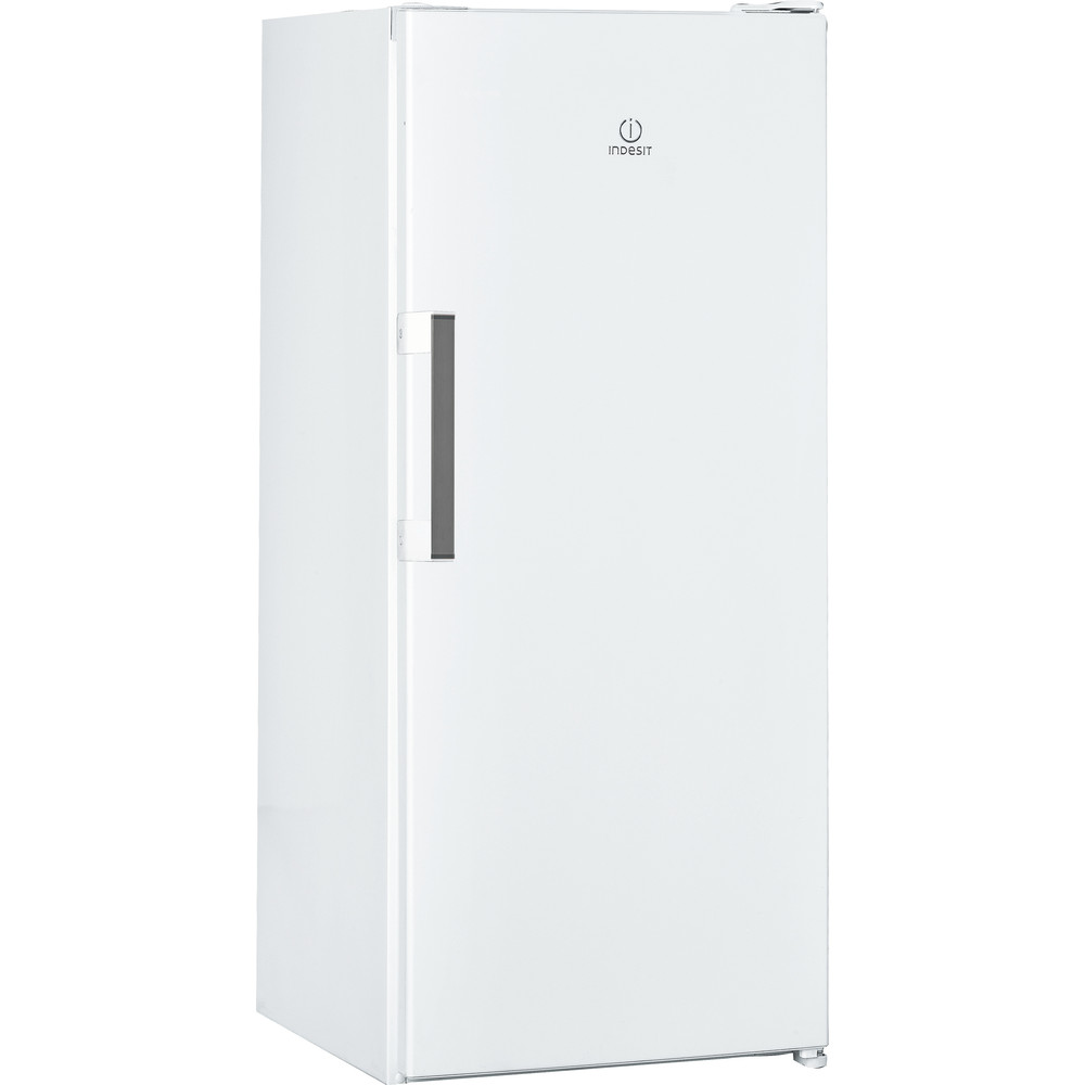 Indesit Refrigerator Free-standing SI4 1 W UK 1 Global white Perspective