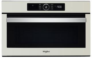 Whirlpool beépíthető mikorhullámú sütő: ezüst szín - AMW 730/SD