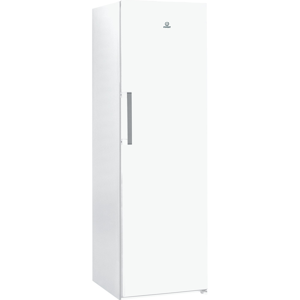 Indesit Ψυγείο Ελεύθερο SI6 1 W Global λευκό Perspective