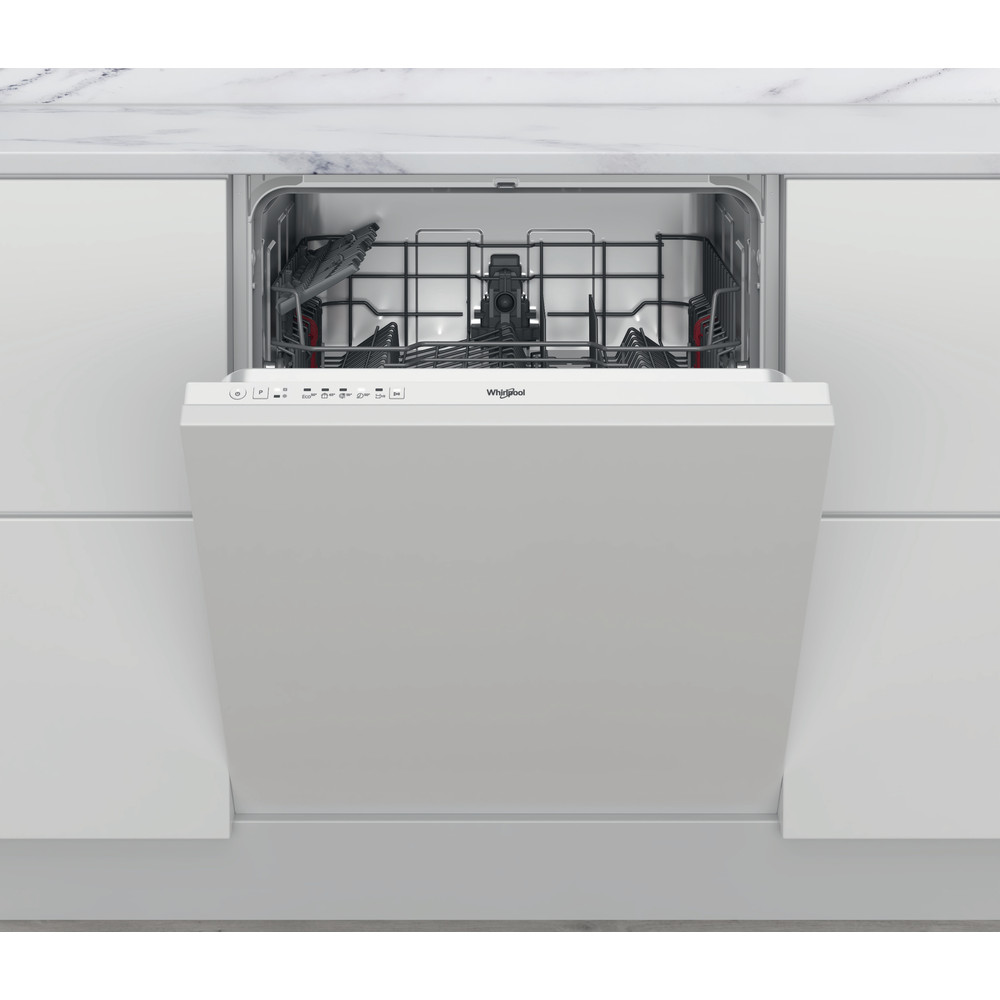 Lavavajillas integrable Whirlpool: color blanco, 60 cm - WI 3010