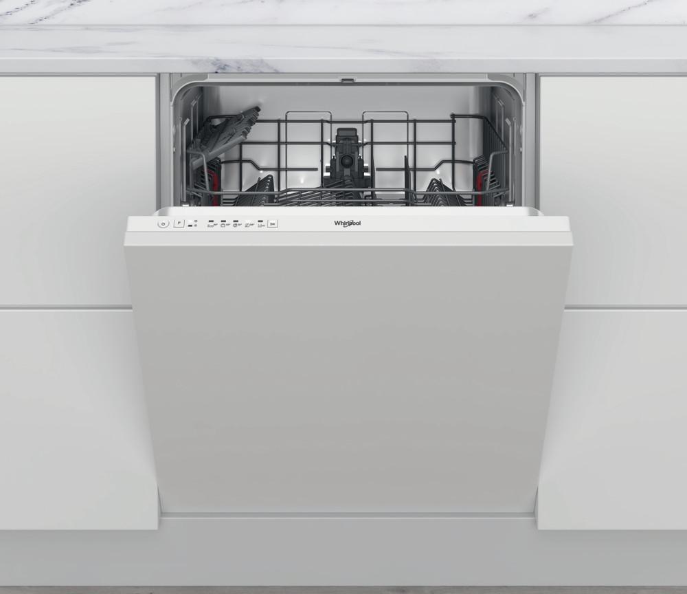 Whirlpool Dishwasher Vgradni WI 3010 Povsem vgrajen F Frontal