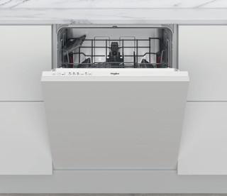 Whirlpool vgradni pomivalni stroj: Bela barva, Standardna širina - WI 3010