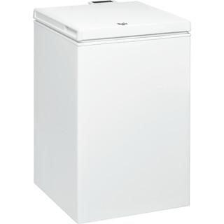Whirlpool frysbox: färg vit - WHS1021 2