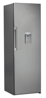 Whirlpool freestanding fridge: inox color - SW8 AM1Q XWR