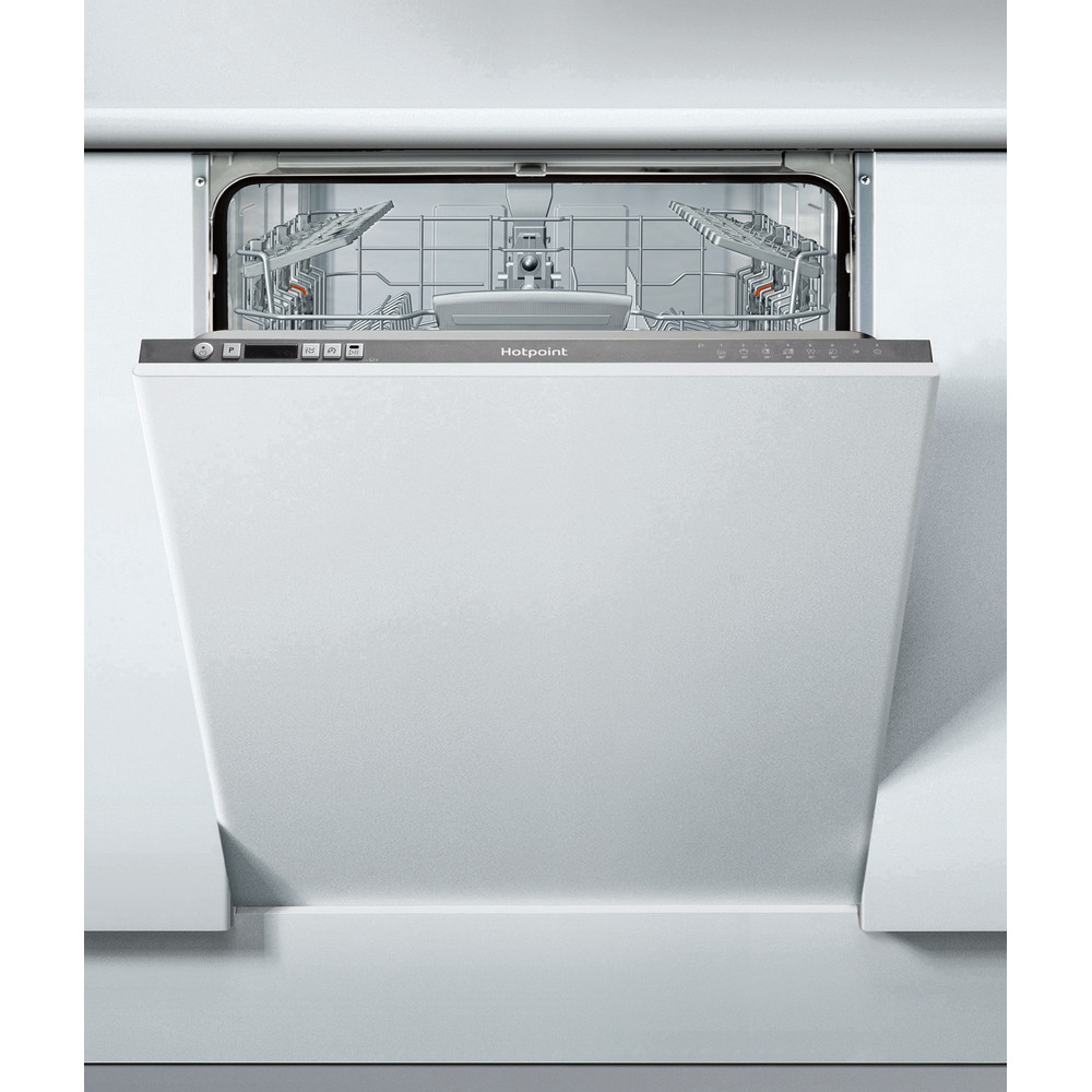 Hotpoint Dishwasher Built-in HIC 3B19 C UK Full-integrated A+ Frontal