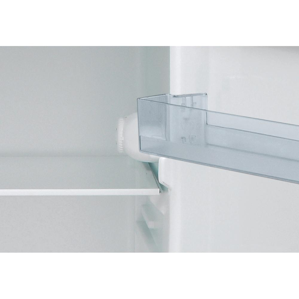 Indesit Kombinovaná chladnička s mrazničkou Voľne stojace I55TM 4120 W Biela 2 doors Control panel