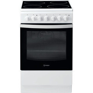 Indesit Плита IS5V4PHW/RU Белый Electrical Frontal
