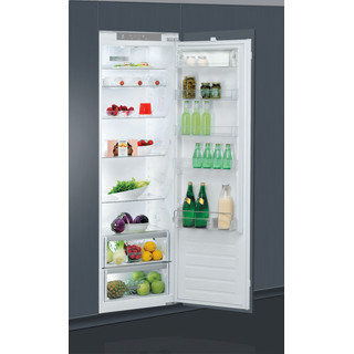 Whirlpool Refrigerator Built-in ARG 18083 A++.1 White Perspective open