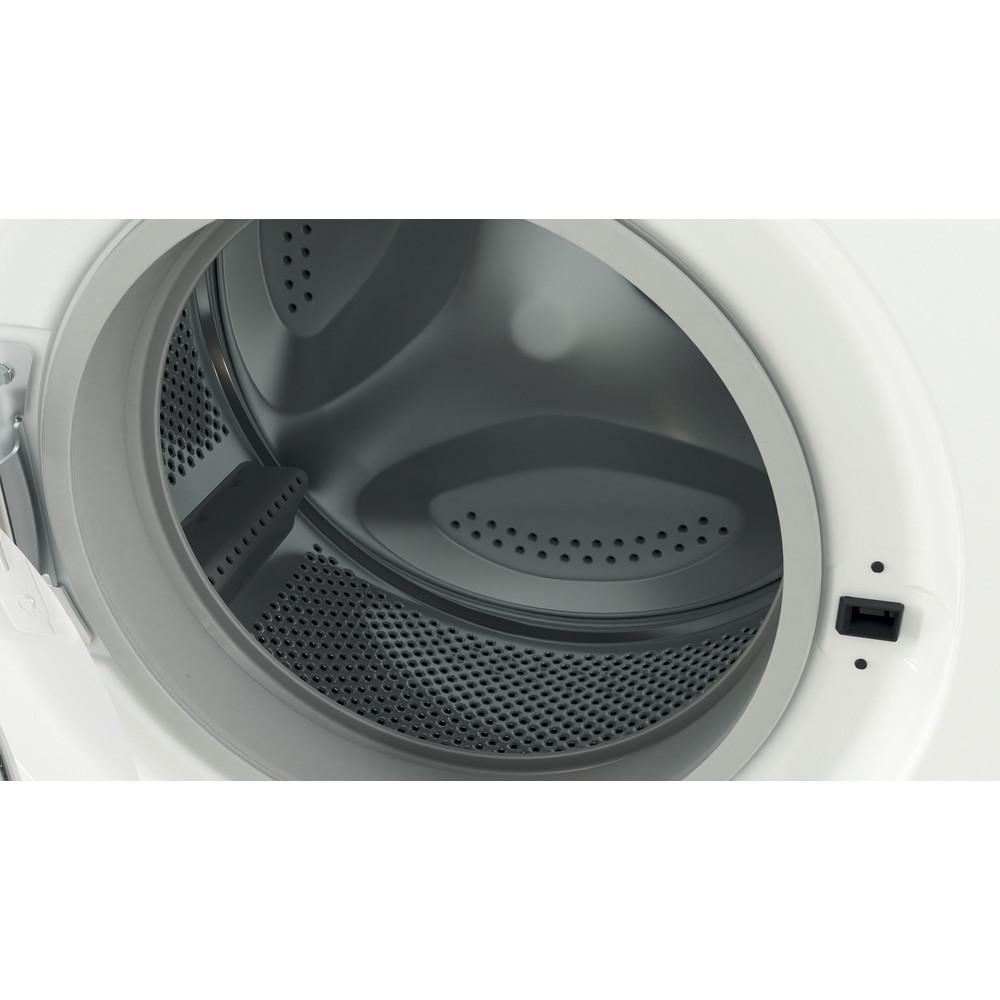 Indesit Waschmaschine Freistehend EWD 61051E W EU N Weiß Frontlader F Drum