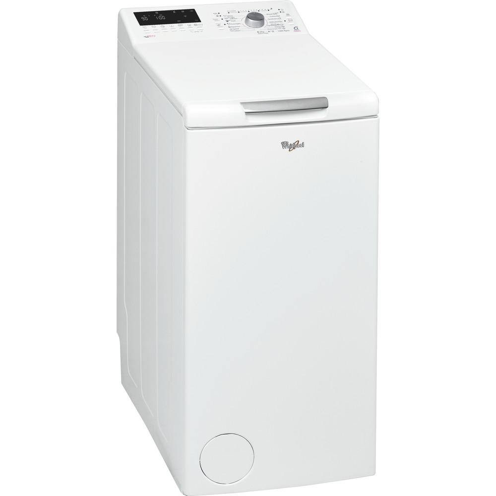 Whirlpool toppmatad tvättmaskin: 6.5 kg - AWECO 9560