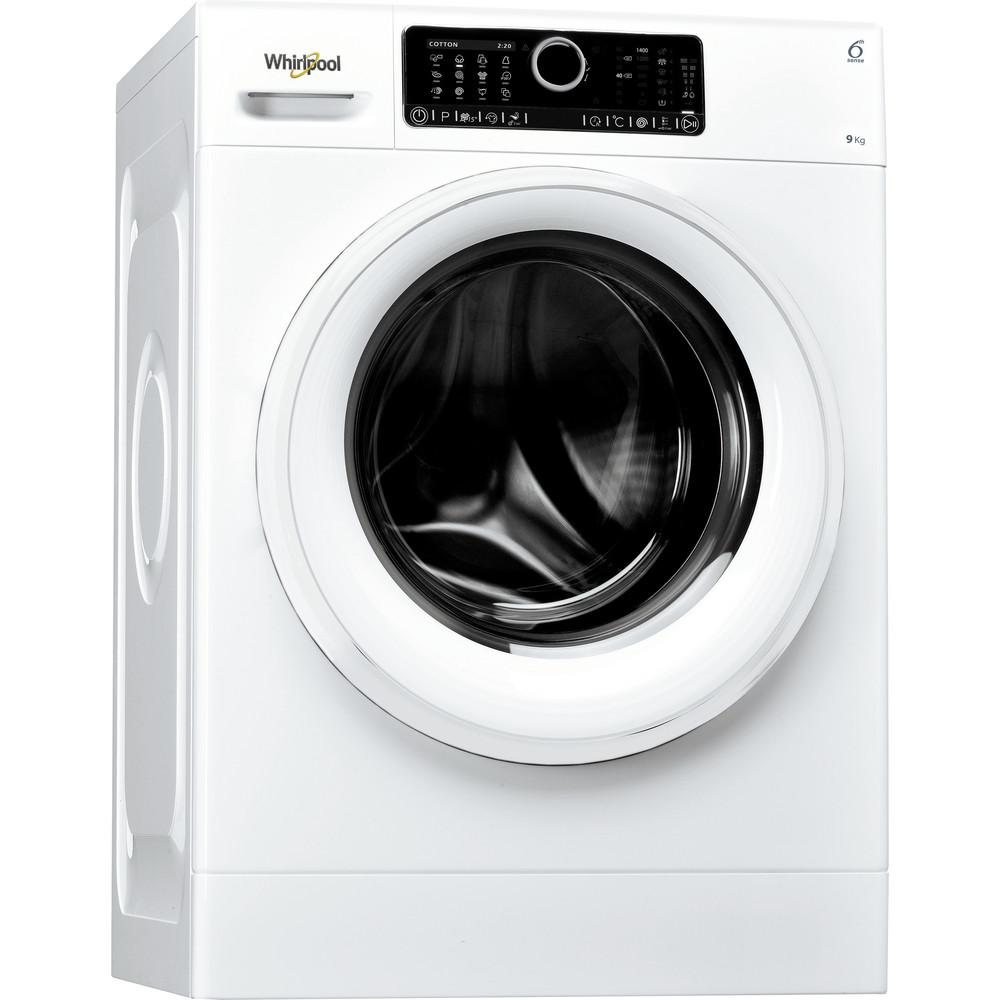 Machine à laver FSCR 90412 Whirlpool - 9 kg - 1400 tours