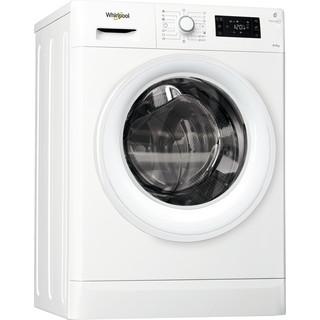Whirlpool fristående tvätt-tork - FWDG86148W EU