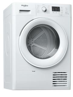 Whirlpool condenser tumble dryer: freestanding, 7kg - FT CM10 7B GCC