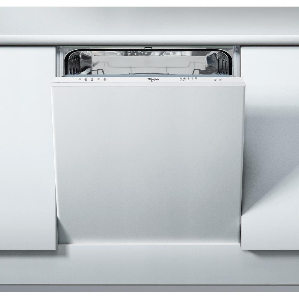 Whirlpool integrerad diskmaskin: färg vit, 60 cm - ADG 6600