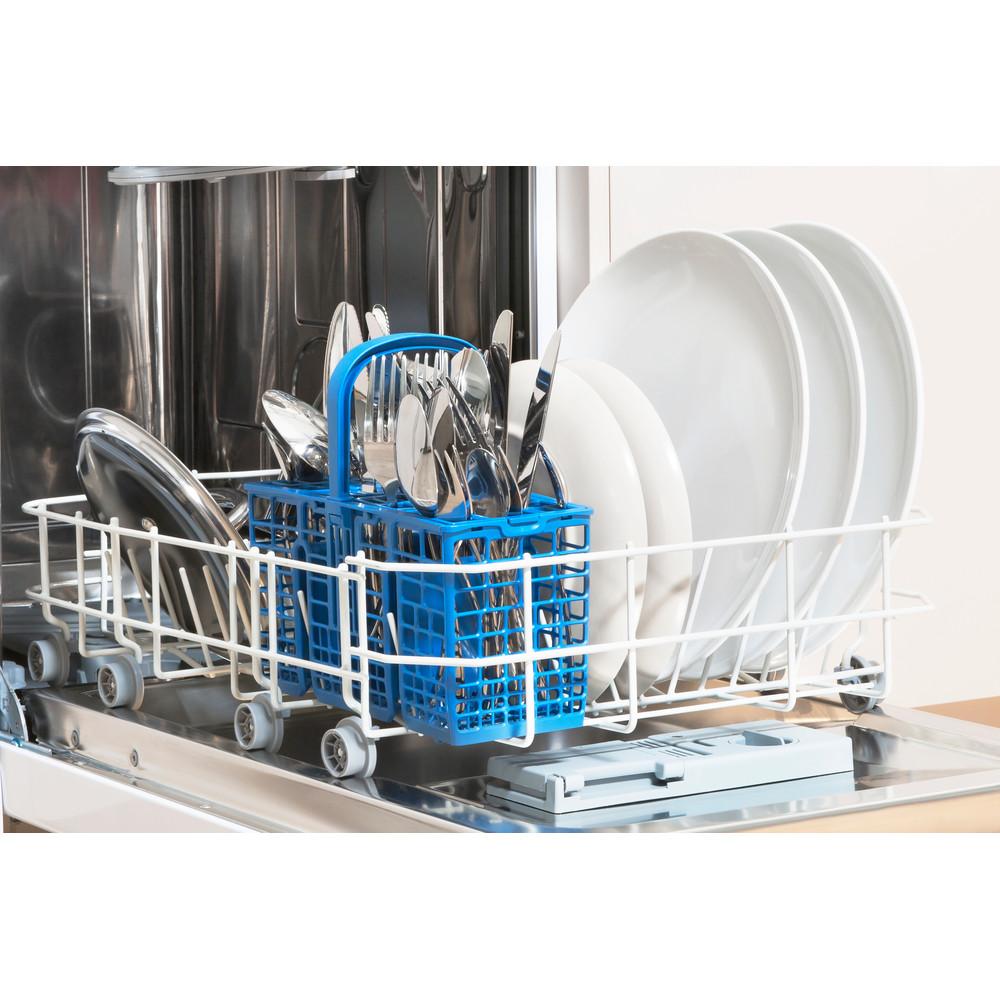 Indesit Посудомоечная машина Отдельно стоящий DSR 15B1 EU Отдельно стоящий A Rack